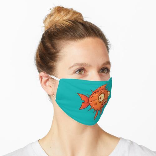 Kugelfisch Maske