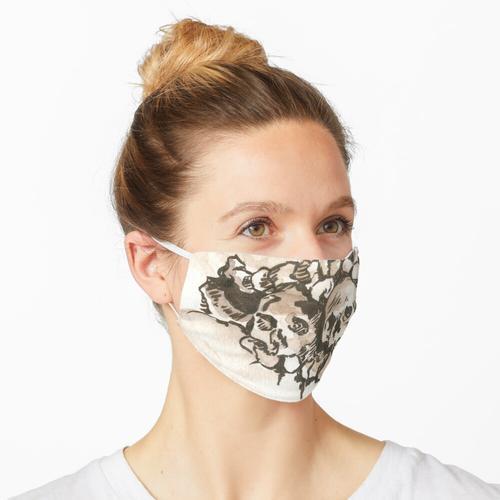Katakomben Maske