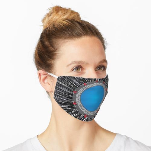 Stargate | Stargate SG1 Maske