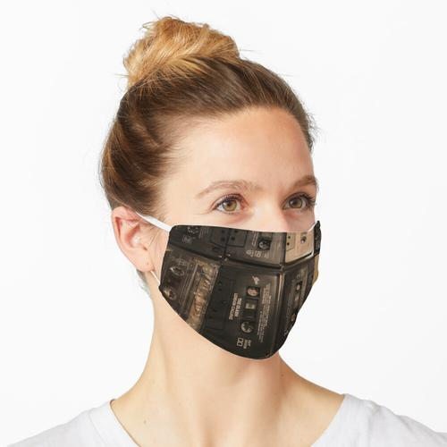 Das Mixed-Tape-Projekt Maske