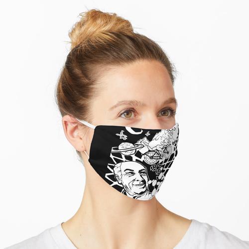 Fahrradtag Maske
