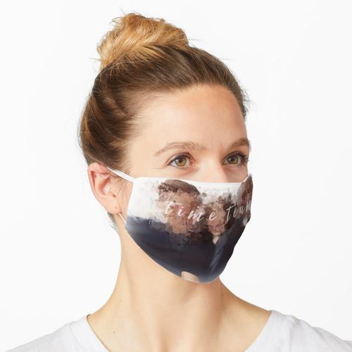 Zeitloses Zeit-Team Maske