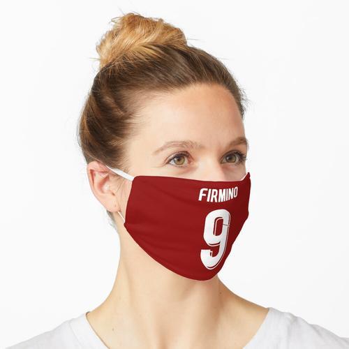 Firmino Liverpool Trikot 19/20 Maske