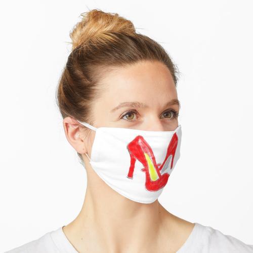 Arbeitsschuhe Maske