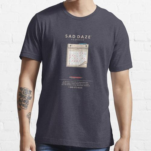 Calander Essential T-Shirt
