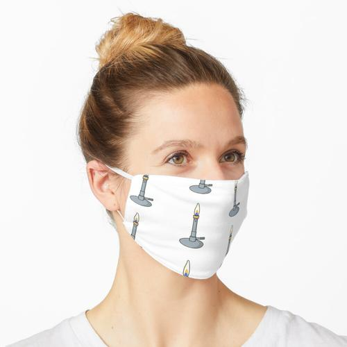 Bunsenbrenner Maske