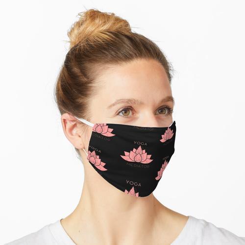 Yoga Mediator Maske