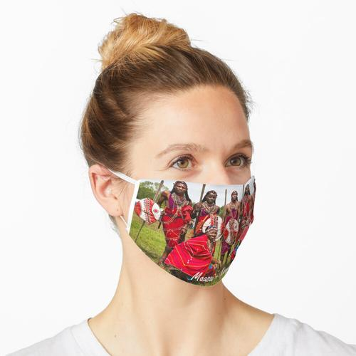 Massai Maske