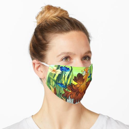 Mz. Brutzeln Maske