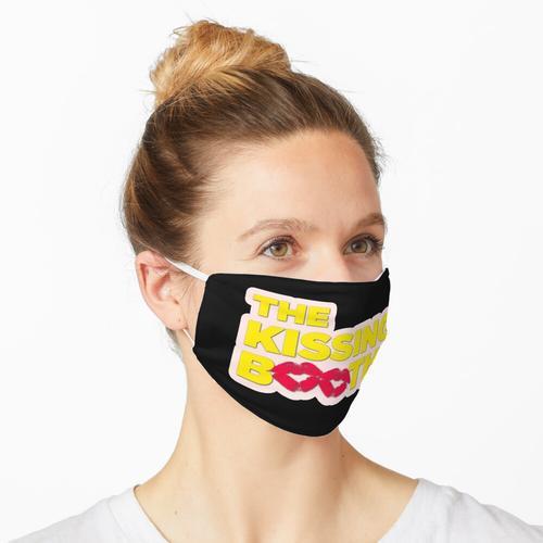 die Kusskabine Maske