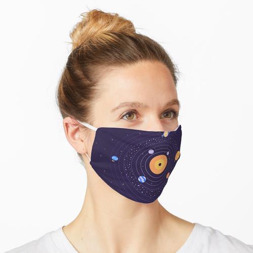 Analoges System Maske