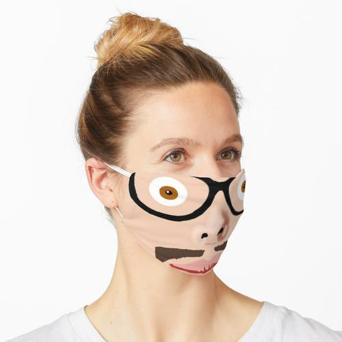 Daniel Armbruster - Joywave Maske
