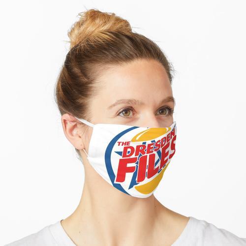 Dresdner Burger Maske