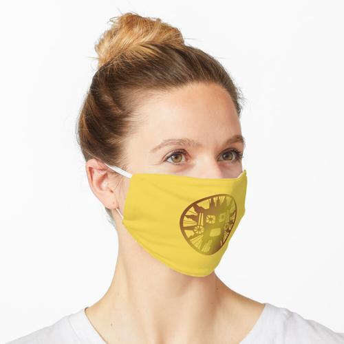 Das Ding von den Sonnenmachern Maske