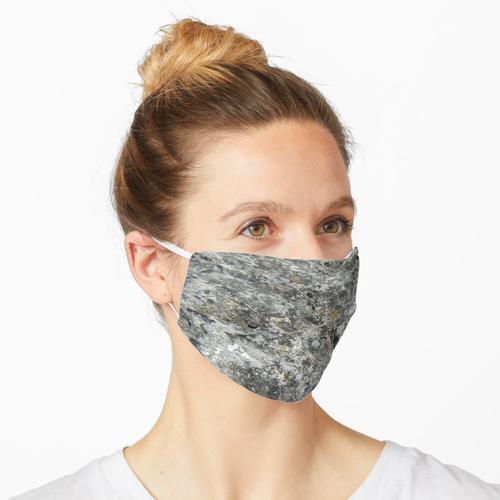unpolierter Granit Maske