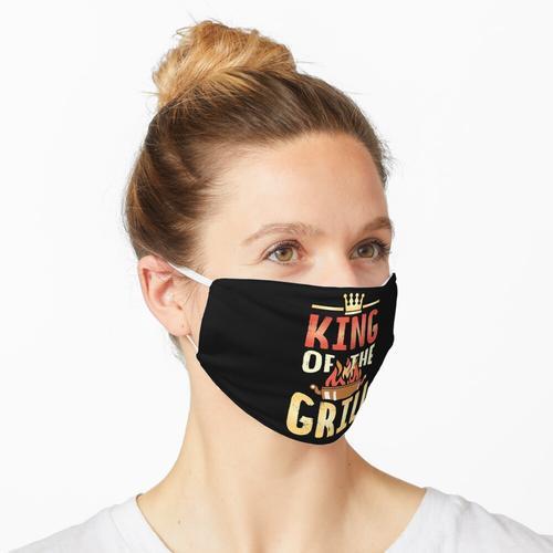 Grill BBQ King Grill BBQ Lover Maske
