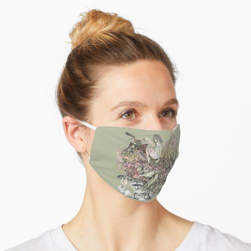 Karbonisator Maske