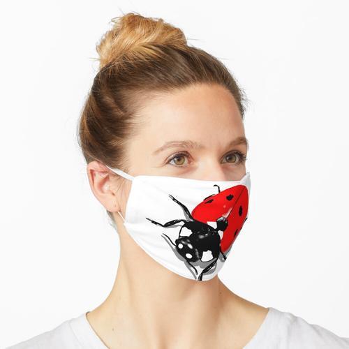 Marienkäfer / Marienkäfer Maske