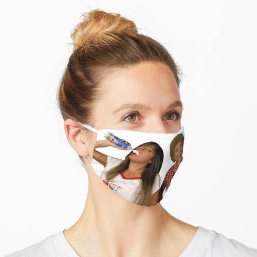 Kath und Kim: Schlagsahne Maske