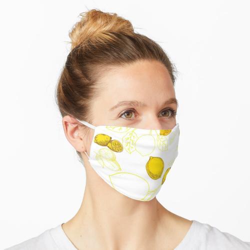 Zitronen, Zitronen, Zitronen Maske