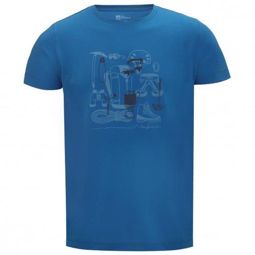 Bergfreunde.de - SchauinslandBF. - T-Shirt Gr XXL blau