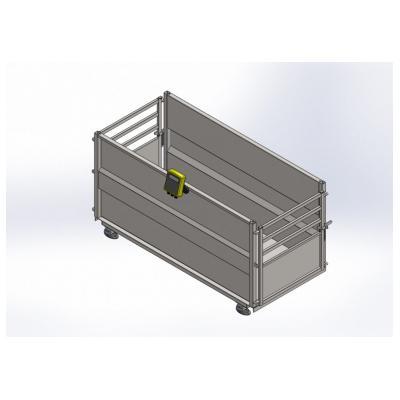 Cage de pesage