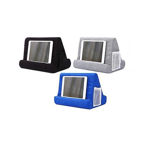 Tablet-Kissen: Grau / 1