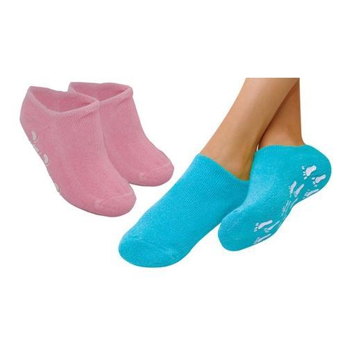 Feuchtigkeitsspendende Socken: Blau/ 2