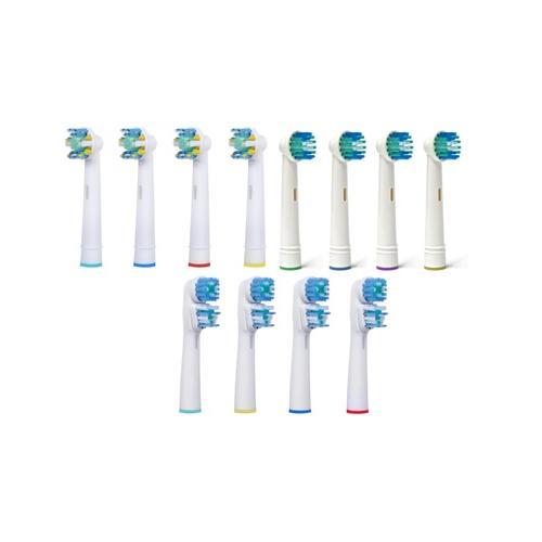 Ersatz-Zahnbürstenköpfe: Standard / 4er-Pack