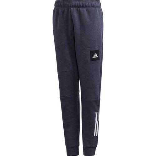 adidas Sporthose, blau, Gr. 140