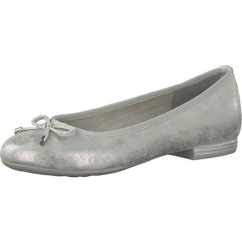 Ballerina, silber, Gr. 38