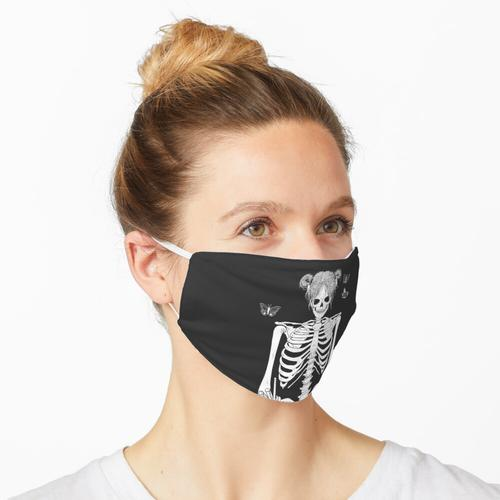 Hasenmädchen Maske