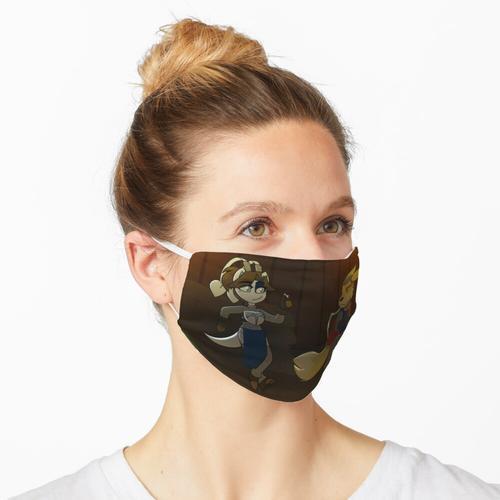 Knappe Aufgaben Maske