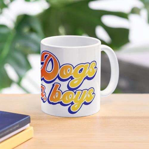 Hot Dogs für Tea Boys | Partnerstadt Tasse