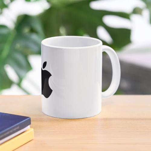 Apple Logo Tasse