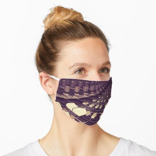 Mischpult Maske