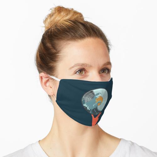 Geräusche des Ozeans Maske