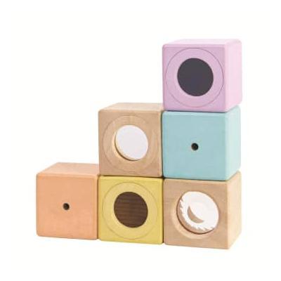 Plan Toys - Plan Toys Sensory Blocks
