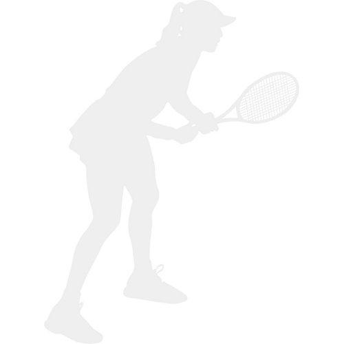 Wandtattoo Tennis Spielerin weiß