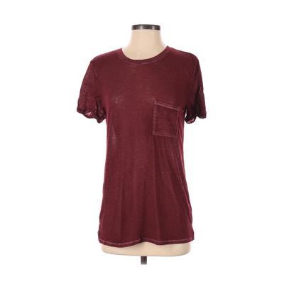SO Short Sleeve T-Shirt: Burgund...