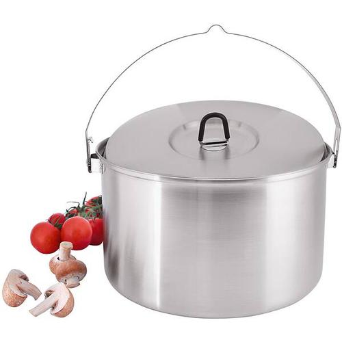 TATONKA Geschirr Family Pot 6,0 l, Größe - in Grau