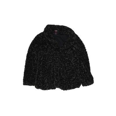 Girls Rule! Cardigan Sweater: Black Tops - Size 7