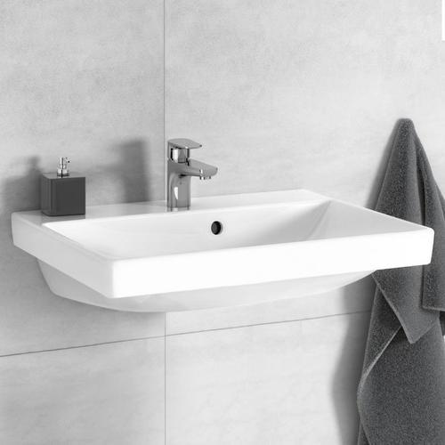 Villeroy & Boch Avento Waschtisch B: 55 T: 37 cm weiß 4A005501