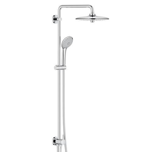 Grohe Euphoria System 260 Duschsystem mit Umstellung für Wandmontage, EcoJoy 27421002