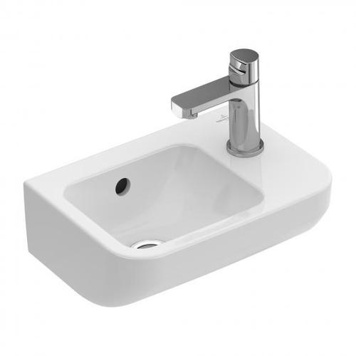 Villeroy & Boch Architectura Handwaschbecken B: 36 T: 26 cm weiß, mit Überlauf 43733601