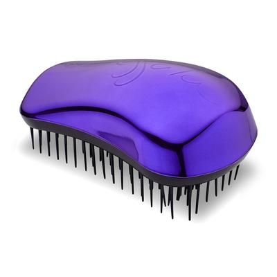 Bright Violet Brosse cheveux dém...