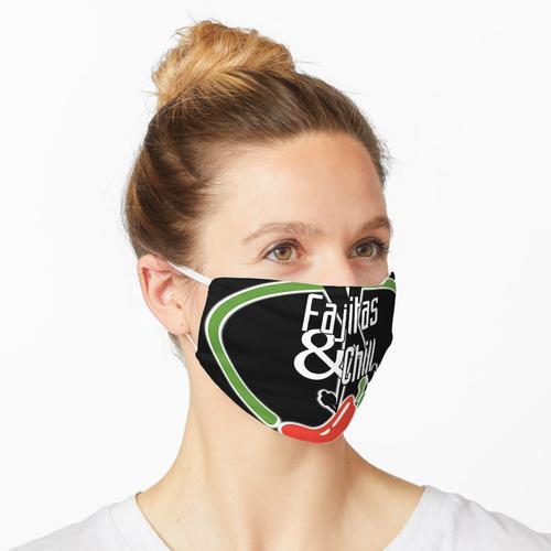 Fajitas und Chill Maske