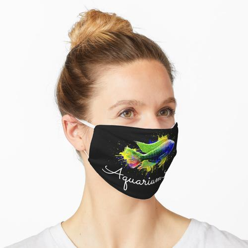 Aquarium Art - Pinsel Design Maske