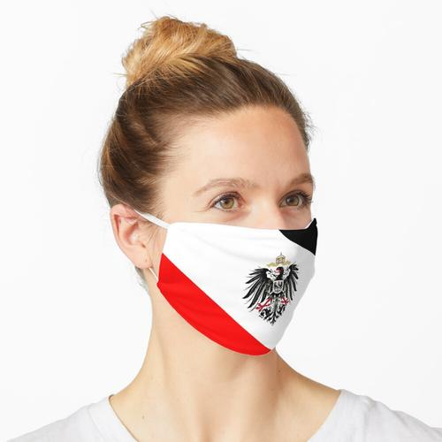 Deutsches Kaiserreich Maske