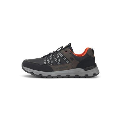 TOM TAILOR Herren Trekking Sneaker, grün, Gr.42